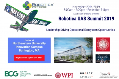 Robotica UAS Summit - November 20 2019